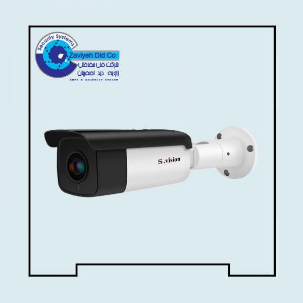 دوربین مداربسته اس ویژن بولت تحت شبکه مدل P-S202