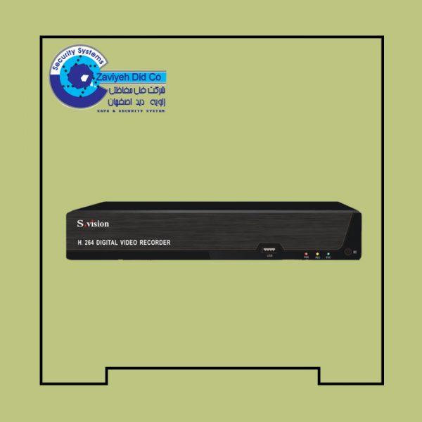 دستگاه ضبط کننده تحت شبکه اس ویژن مدل S-N9516
