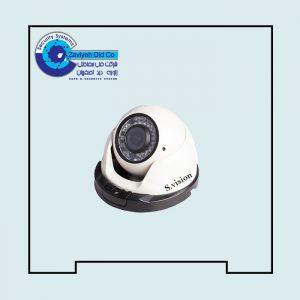 دوربین مداربسته اس ویژن دام تحت شبکه مدل P-D142 NEW