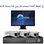 انواع دستگاه های ضبط تصویر در سیستم دوربین مداربسته کدام اند؟