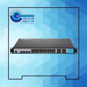 سوئیچ مدیریتی گیگ ۲۴ پورت HRUI مدل ۴۰۰-HR-AFGM-SWTG342408S