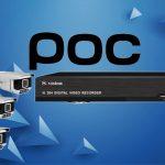 POC در دوربین مداربسته چیست؟